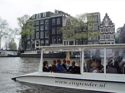 Amsterdam corporate event venues Boot 't Smidtje - Couperus image 10