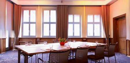Nuremberg Train station meeting rooms Salle de réunion Hotel Victoria DenkAnstoß image 0