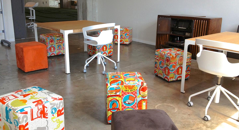 Johannesburg workshop spaces Salle de réunion OPEN image 11