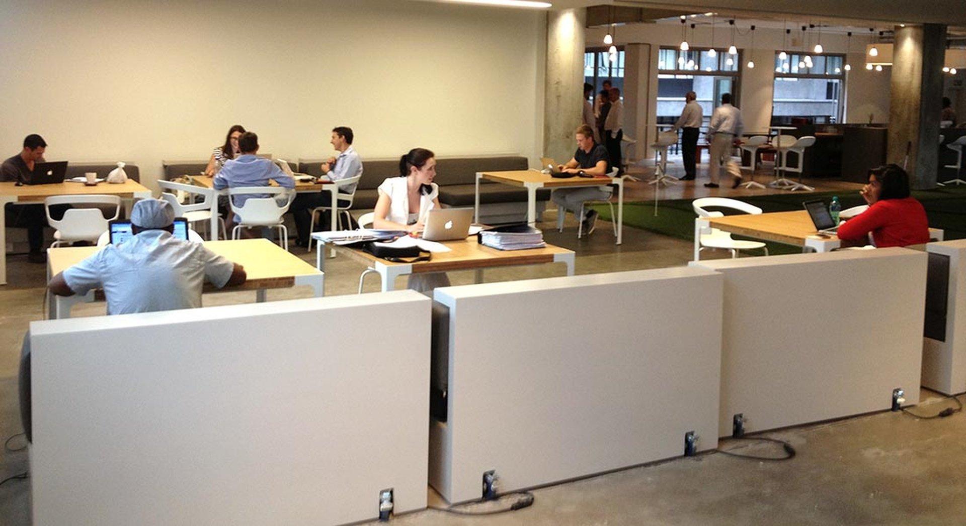 Johannesburg workshop spaces Salle de réunion OPEN image 0
