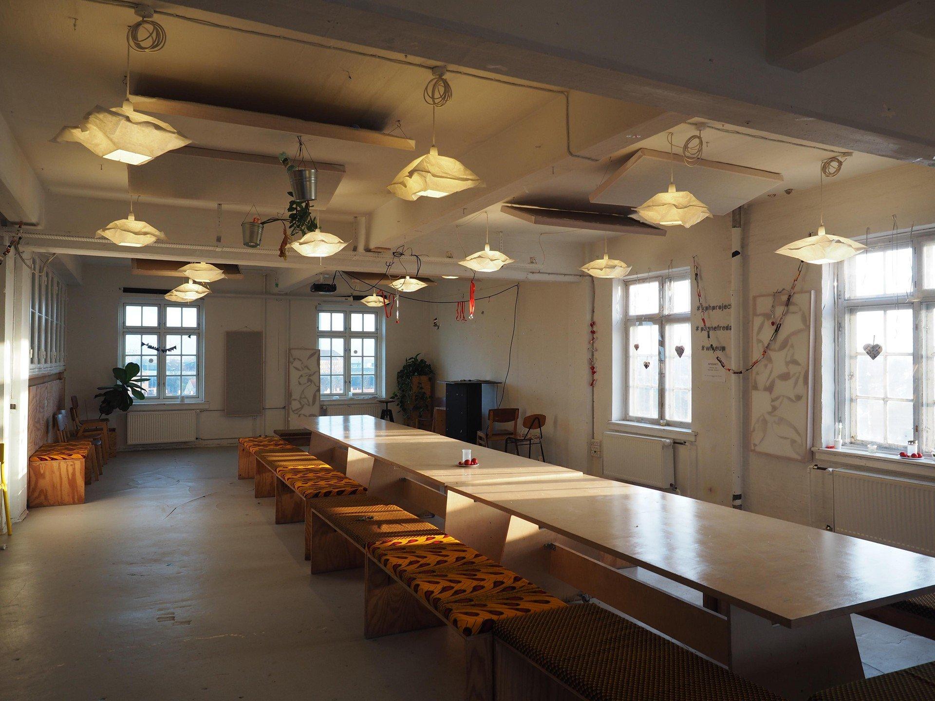 Copenhagen workshop spaces Meeting room KPH Projects image 3