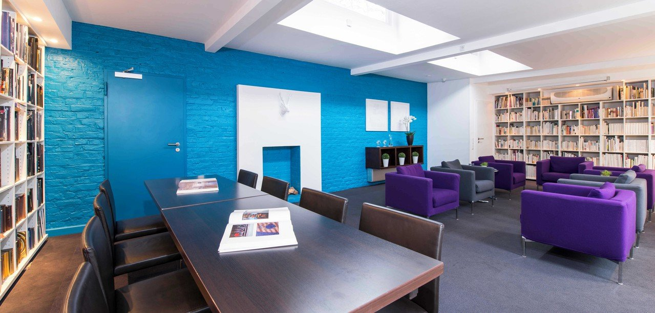 Cologne workshop spaces Lieu Atypique The New Yorker   LIBRARY image 0