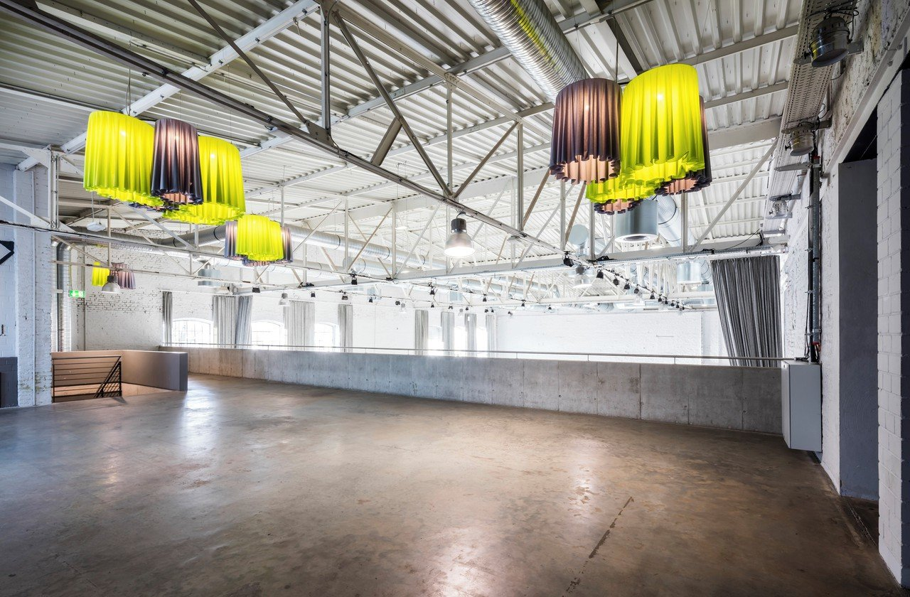 Cologne corporate event venues Lieu industriel The New Yorker   DOCK.ONE image 1