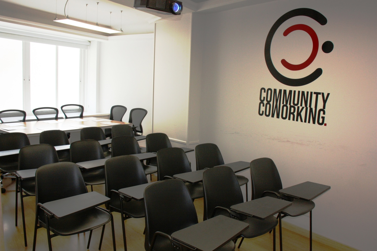 Madrid Train station meeting rooms Coworking space Community Coworking Madrid  image 2