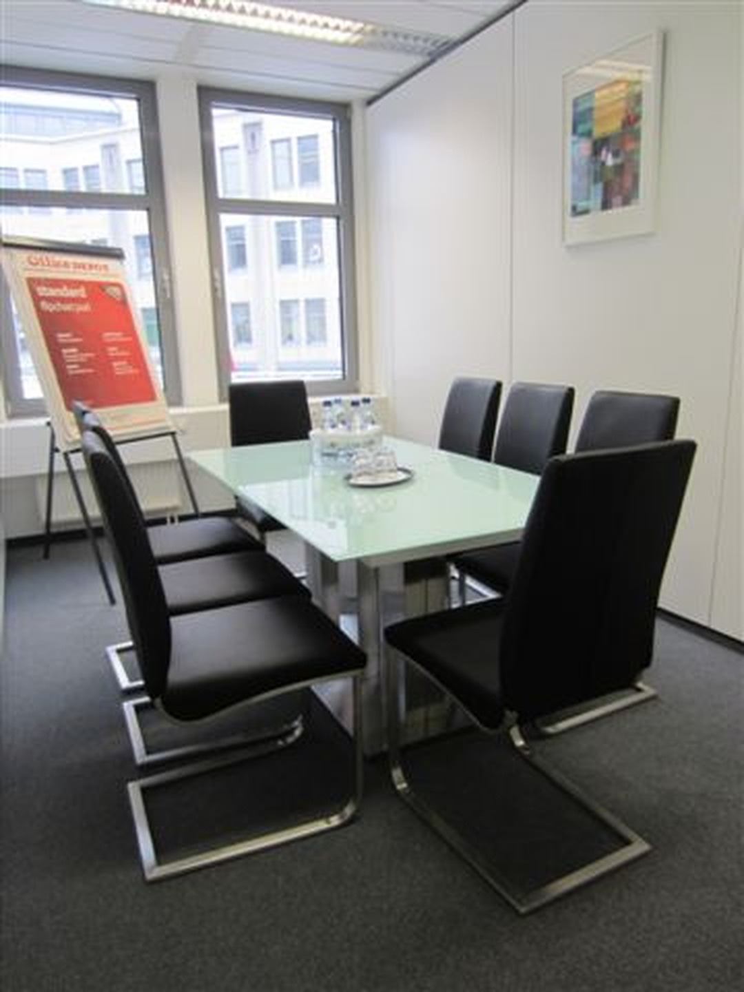Stuttgart conference rooms Meetingraum Business Center Airport Aero image 1
