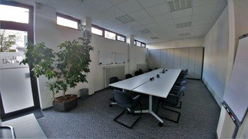 Nuremberg Schulungsräume Meeting room hib Coworking Seminarraum image 2