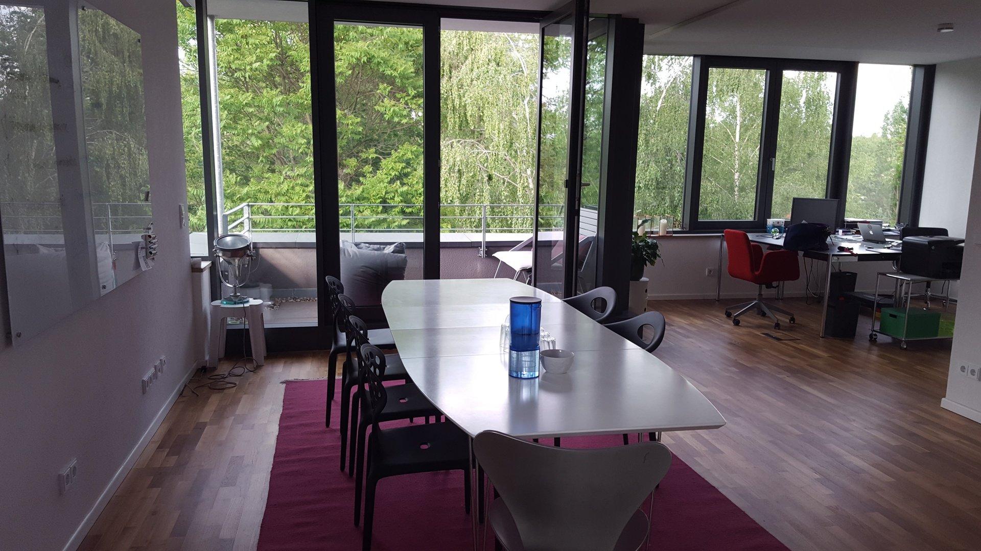 Berlin conference rooms Meetingraum Büro die Gründertrainerin image 0