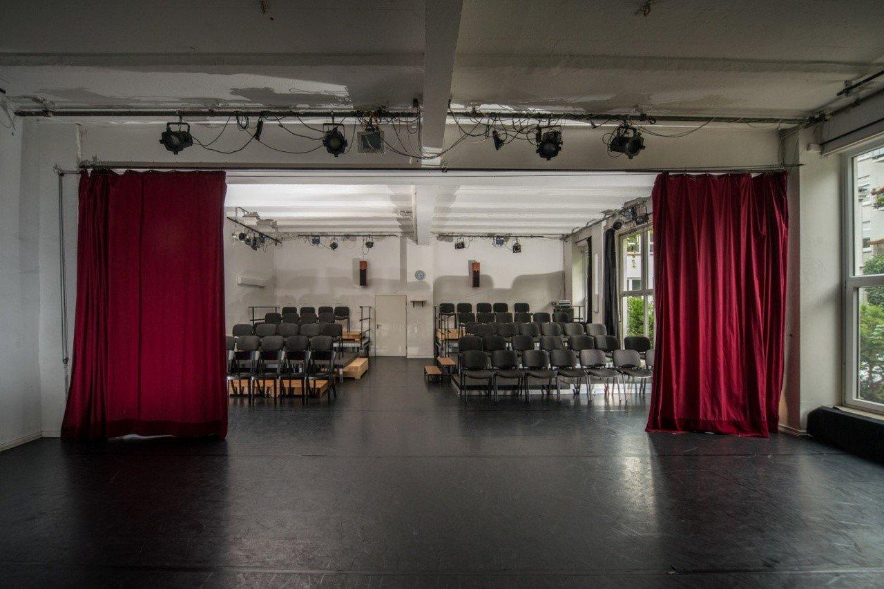 Hamburg workshop spaces Salle de réunion Proberaum image 0