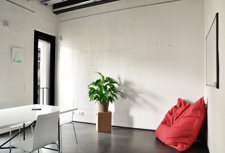 Leipzig conference rooms Meeting room Basislager Coworking: Vesuv image 0