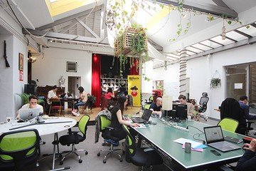 Paris corporate event venues Coworking Space La verrière - 200 m2 sous les étoiles image 0