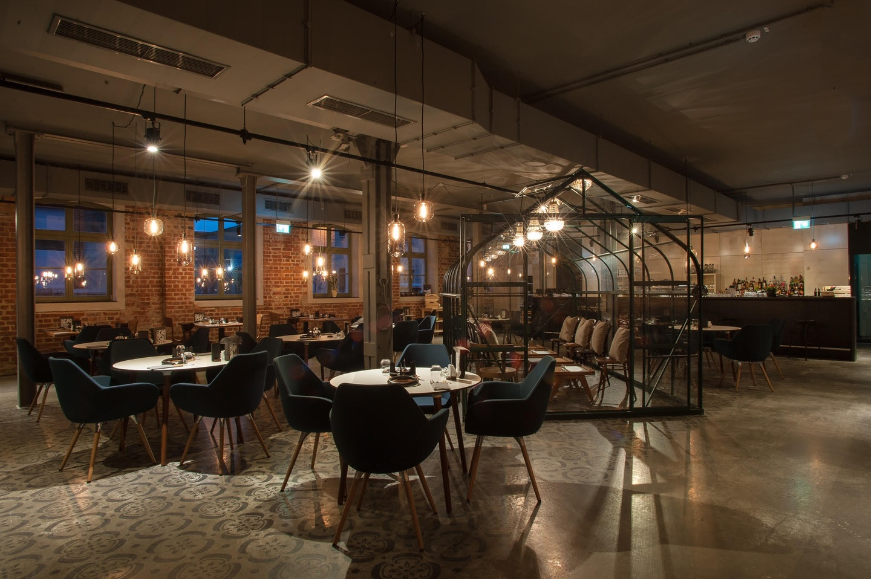 Leipzig corporate event venues Restaurant La Fonderie image 1