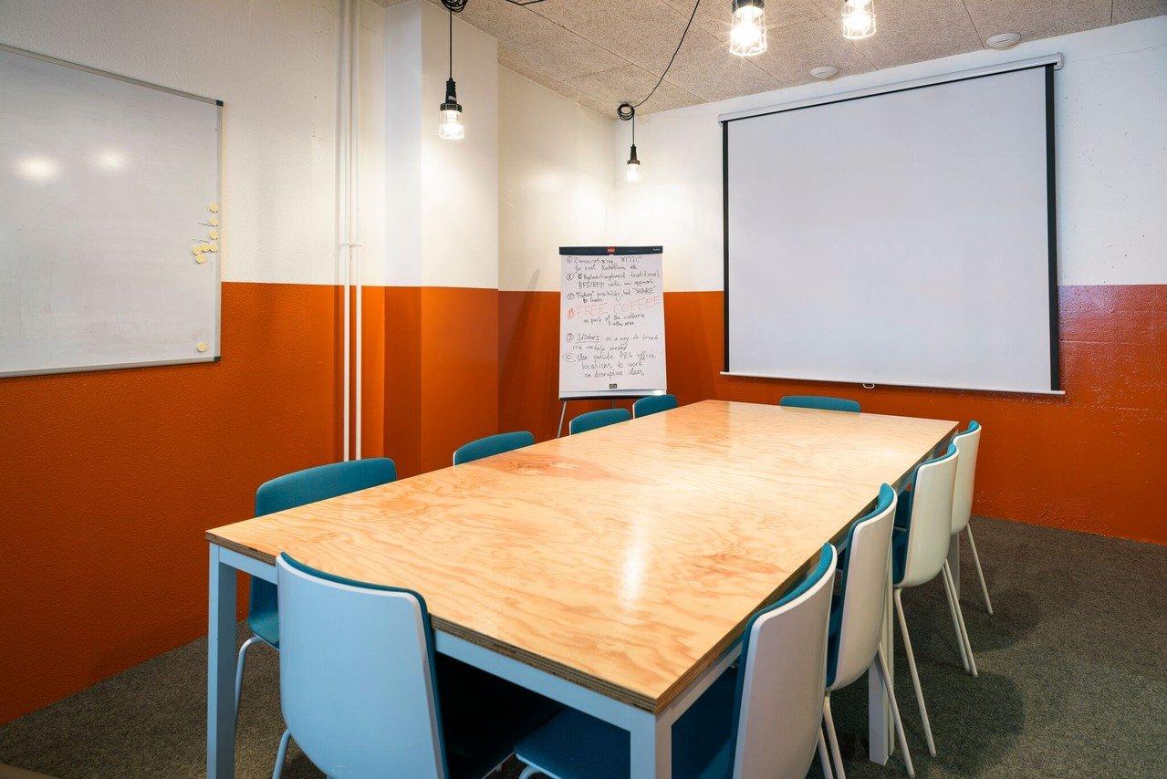 Rest der Welt training rooms Coworking Space Voisins Coworking/Café image 2
