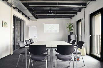 Leipzig conference rooms Meeting room Basislager Coworking: Mount Everest image 2