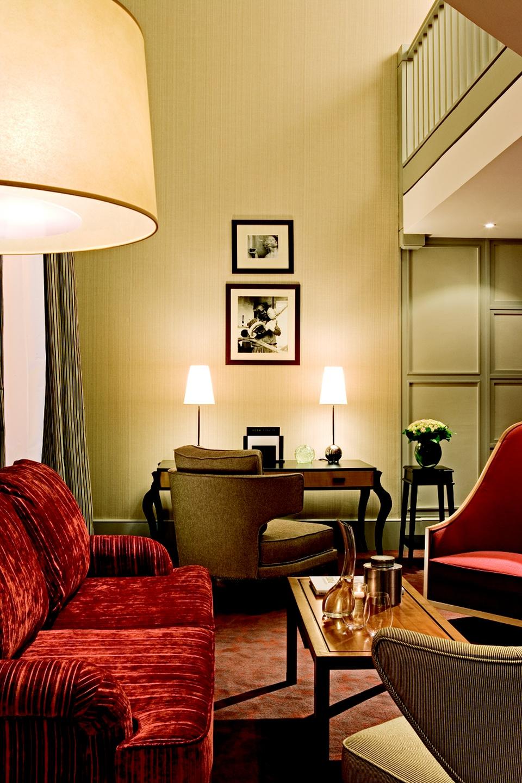 Paris seminar rooms Meeting room Luxury Club lounge image 1