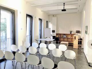 Leipzig workshop spaces Salle de réunion Basislager Coworking: Kilimanjaro image 4