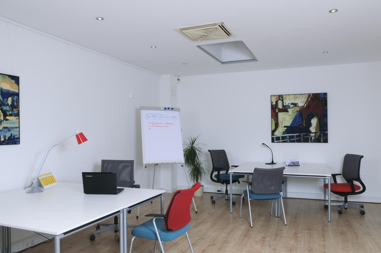 Leipzig training rooms Espace de Coworking Contor Haus - Meetingraum image 2