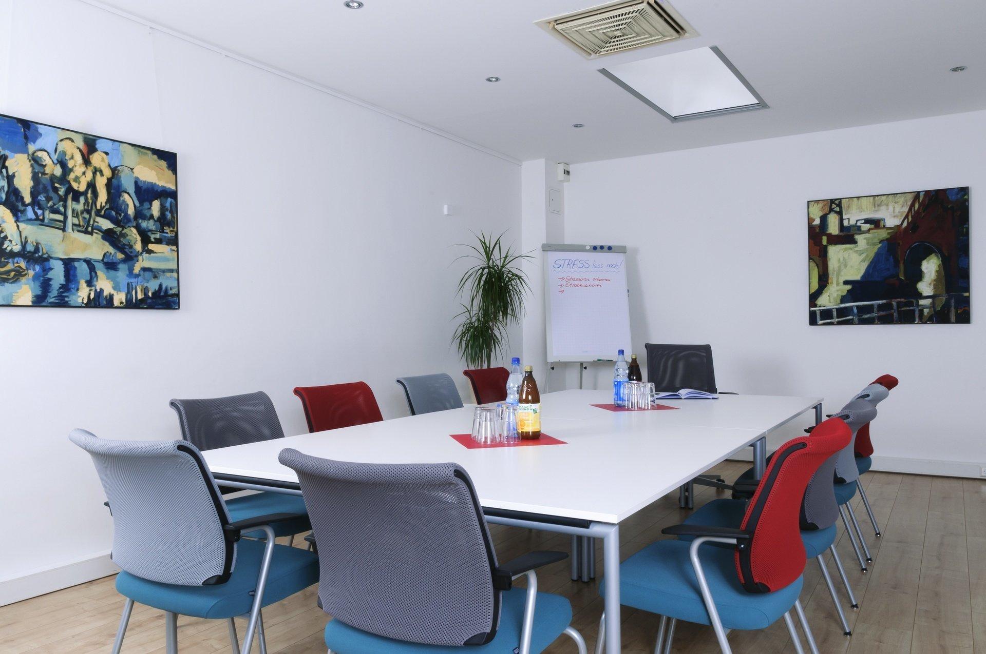 Leipzig training rooms Espace de Coworking Contor Haus - Meetingraum image 0