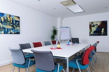 Leipzig training rooms Coworking Space Contor Haus - Meetingraum image 0