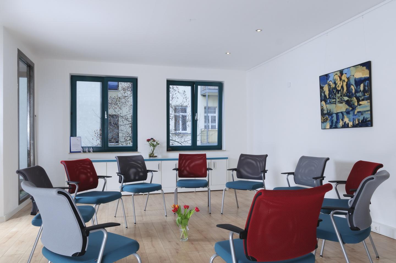 Leipzig training rooms Espace de Coworking Contor Haus - Meetingraum image 1
