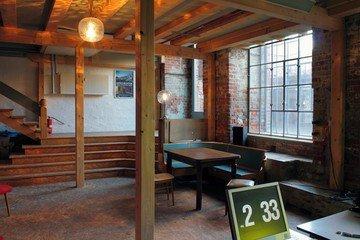 Leipzig workshop spaces Screening room Luru Kino image 3