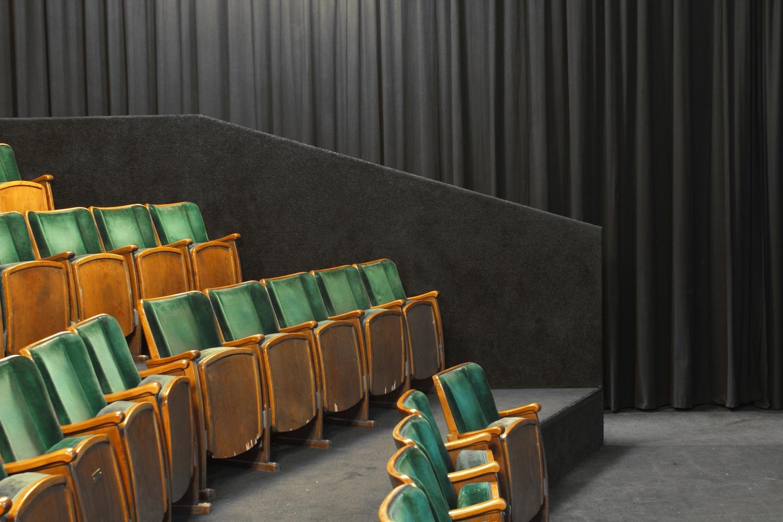 Leipzig workshop spaces Screening room Luru Kino image 4
