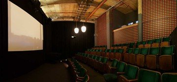 Leipzig workshop spaces Privatkino Luru Kino image 5