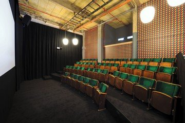 Leipzig workshop spaces Screening room Luru Kino image 7