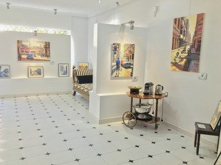 Malaga  Galerie Magpie International Art Gallery image 2