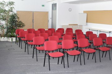 Nuremberg seminar rooms Meeting room GIB Institut Plenarraum 1 image 1