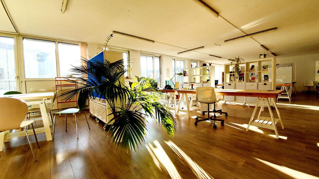 Dresden workshop spaces Coworking ruimte Open Space image 0