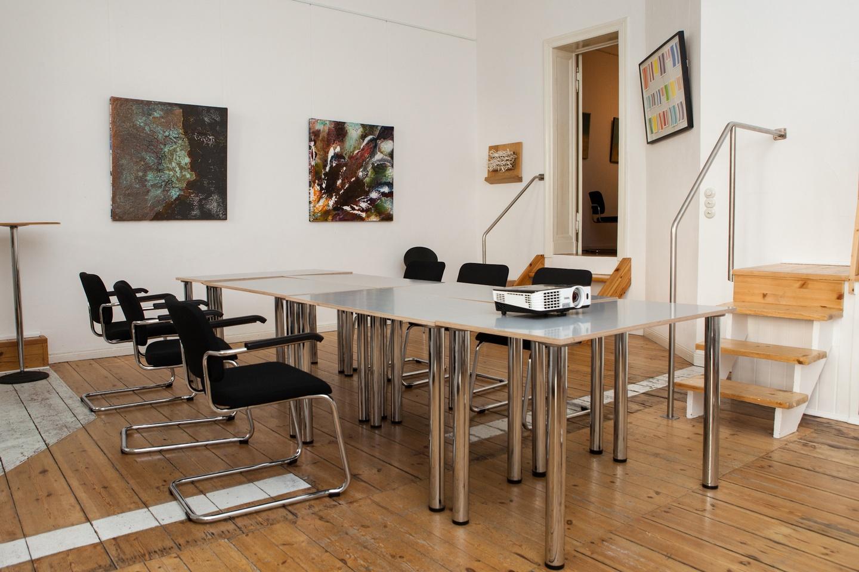 Berlin seminar rooms Salle de réunion Vierraumladen image 0