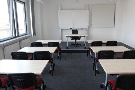 Nuremberg seminar rooms Salle de réunion GIB Institut Gruppenraum (3) image 0