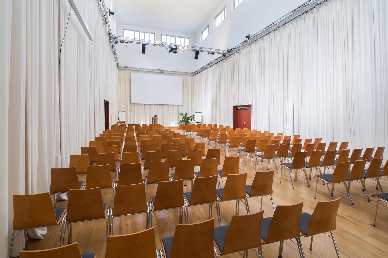 Berlin corporate event venues Salle de réunion Alte Börse Marzahn - Börsensaal image 2