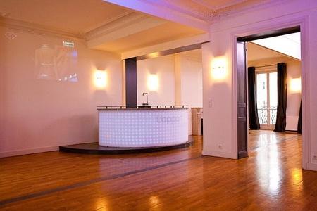 Paris corporate event venues Party room L'Appart Lafayette image 6