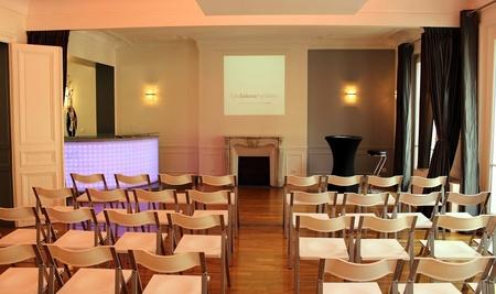 Paris corporate event venues Party room L'Appart Lafayette image 8