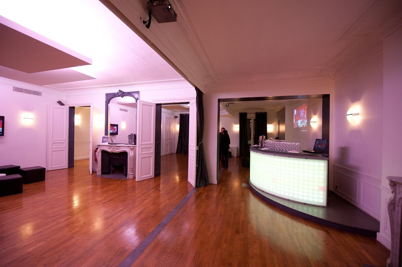 Paris corporate event venues Party room L'Appart Lafayette image 0