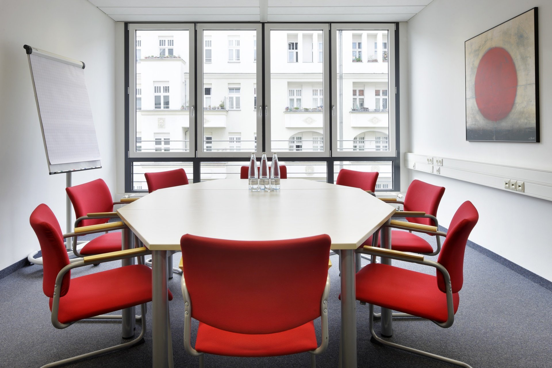 Berlin conference rooms Meetingraum IFM Institut für Managementberatung GmbH image 0