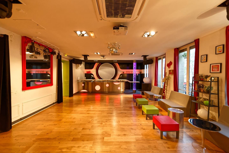Paris corporate event venues Partyraum Le Salon Lafayette image 0