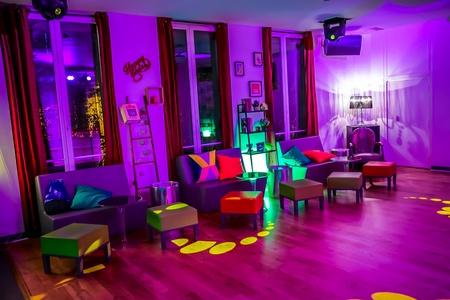 Paris corporate event venues Partyraum Le Salon Lafayette image 5