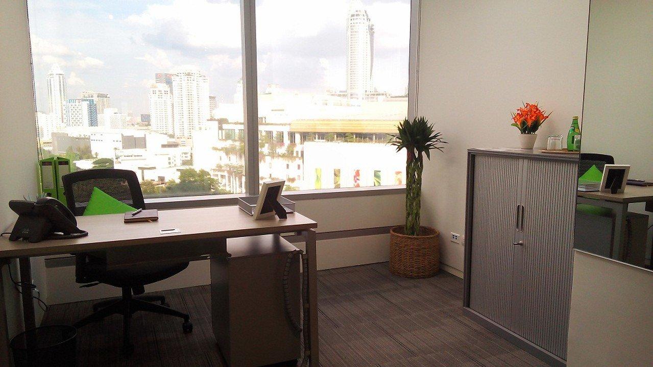 Coworking Space Regus Siam Tower image 0
