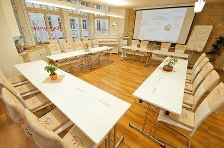 Leipzig Train station meeting rooms Meeting room City Tagung Leipzig - Akademie image 0