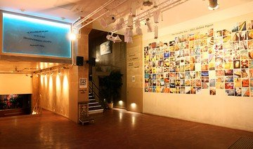 Paris corporate event venues Galerie d'art Favela - Pop Up Gallery image 1