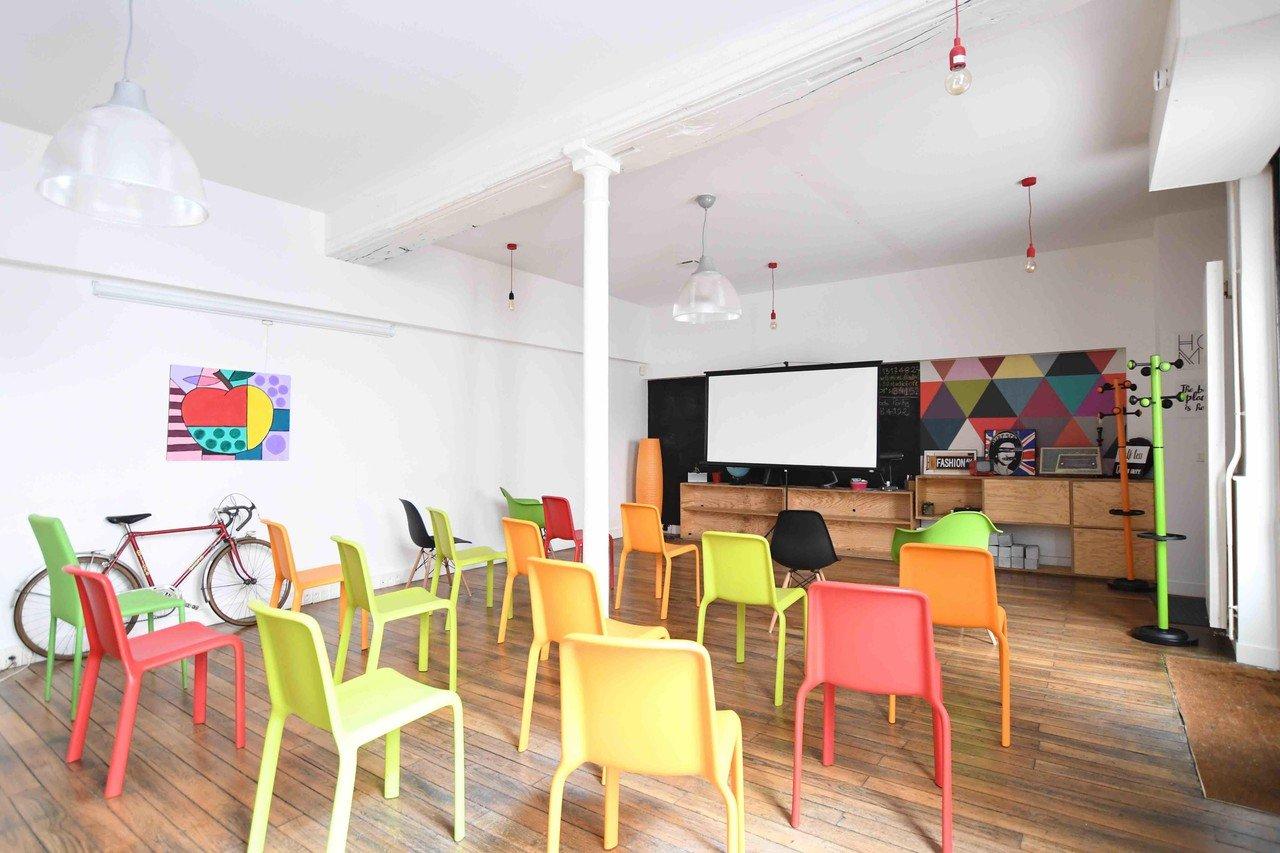 Paris Espaces de travail Meeting room THE FASHION LOFT - LES HALLES- image 8