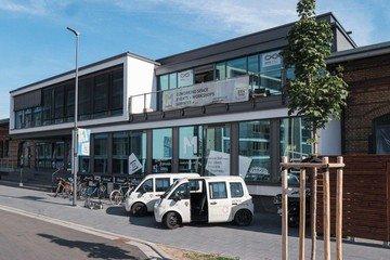Frankfurt conference rooms Coworking space Coworking-M1 / Meetingroom-M image 5