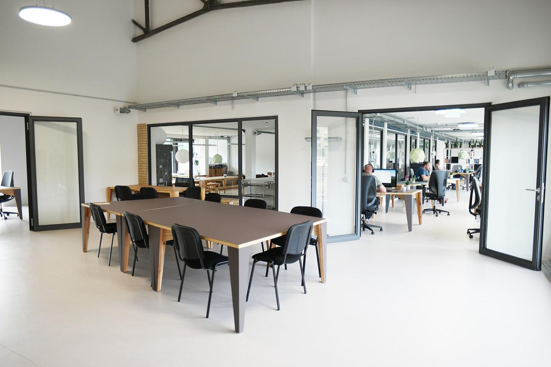 Frankfurt am Main workshop spaces Coworking Space Coworking-M1 / Güterhalle Süd image 3