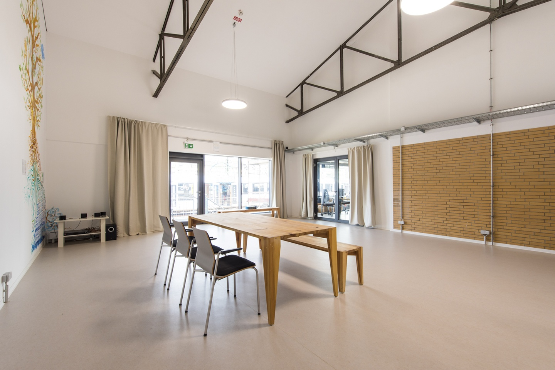 Francfort workshop spaces Espace de Coworking Coworking-M1 / Warehouse North image 1