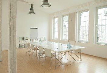 Hamburg seminar rooms Salle de réunion SungSimonDesign image 1