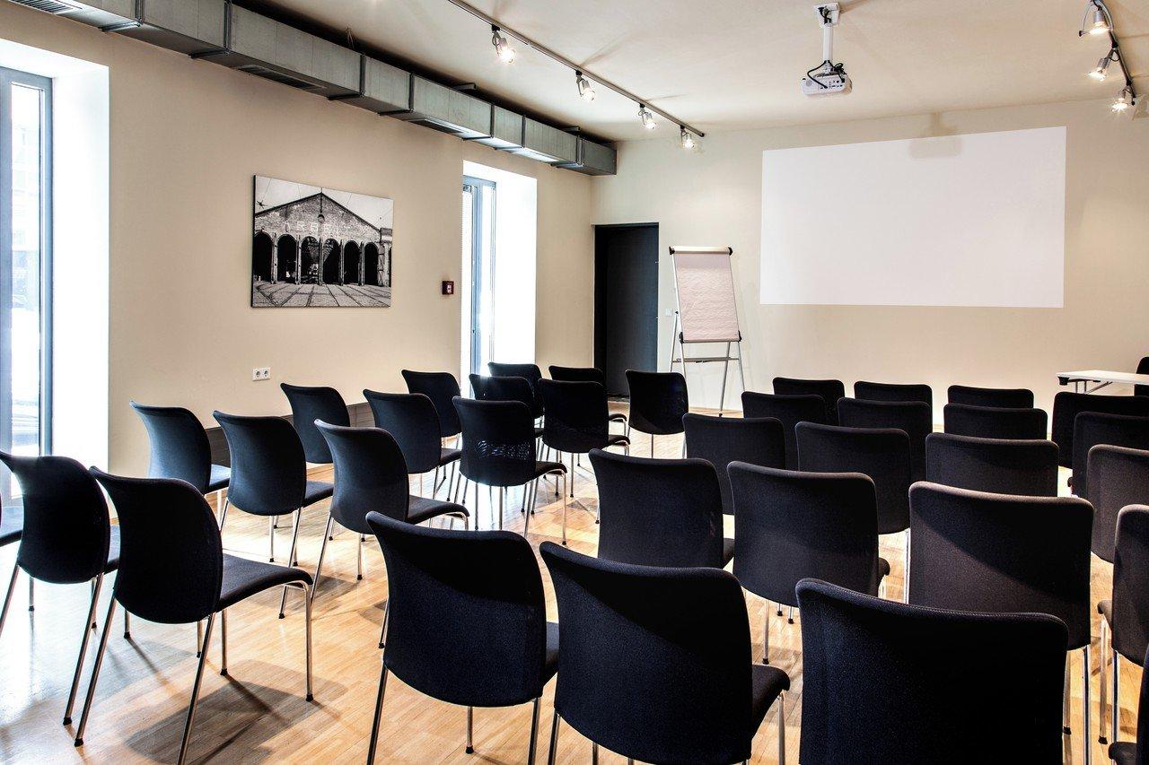Berlin seminar rooms Musée Remise - Altes Salzlager image 0
