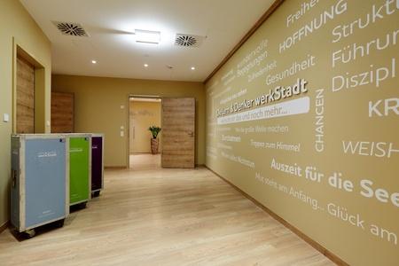 Düsseldorf workshop spaces Salle de réunion LERN & DENKER werkStadt image 8
