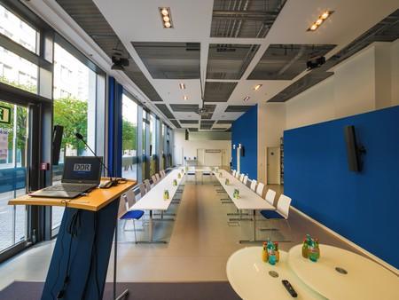 Berlin Seminarräume Salle de réunion DDR Museum Tagungsraum image 3